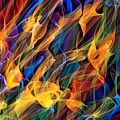 Dancing Flames by Tarisa Smith