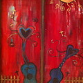 Dancing Hearts by Tonia Sellers