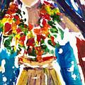 Dancing Hula by Julie Kerns Schaper - Printscapes