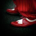 Dancing In Retro  by Steven Digman