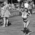 Dancing In The Street by Paul Fell