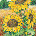 Dancing In The Sun 2  by Vicki  Housel