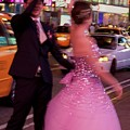 Dancing In Times Square by Vijay Sharon Govender