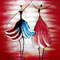 Dancing Lady by Mohamad Ali
