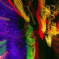 Dancing Lights 3 by Penny Lisowski