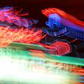 Dancing Neon by Cassandra Geernaert