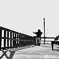 Dancing On The Pier by Amber Skinner