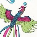 Dancing Phoenix by Golden Dragon