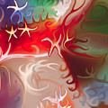 Dancing Stars by Omaste Witkowski
