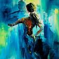 Dancing by Veronique Radelet