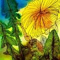Dandelion by Anne Duke
