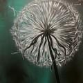 Dandelion Phatansie by Angelika Schafer