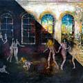 Dangerous Parties  by Wojtek Kowalski