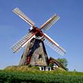 Danish Windmill by Anthony Dezenzio