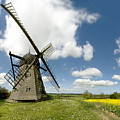Danish Windmill by Robert Lacy