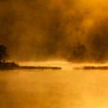 Dantes Lake #2 by Irwin Barrett