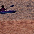 Danvers River Kayaker by Scott Hufford