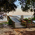 Daphne Water Front Park by Michael Thomas
