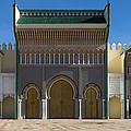 Dar-el-makhzen The Royal Palace by Panoramic Images