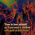 Dare To Love Yourself On National Selfie Day by Aberjhani
