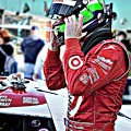 Dario Franchitti  by Bill Linhares