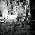 Dark As The Grave by Scott Ward