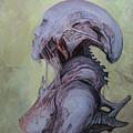 Dark Babylonian by Ed Schaap