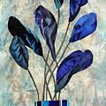 Dark Blue by Sarah Loft