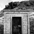 Dark Entry by Philip Openshaw