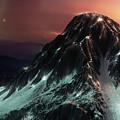 Dark Mountain by Arcuedes Cosmos