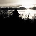 Dark Sunset by Otis Thaxton