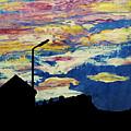 Dark Sunset by Stephen Brooks