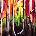 Dark Woods by Kathleen Sartoris
