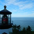 Darkened Lighthouse by Gallery Of Hope