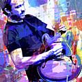 Darren Glover - Blues Note by David Lloyd Glover