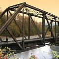 Darrington Bridge Br-6002 by Mary Gaines