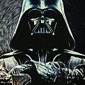 Darth Vader by Zapista