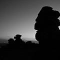 Dartmoor Great Staple Tor by Sebastien Coell