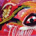 Das Auge Des Roten Engels/ The Eye Of The Red Angel by Annette Kunow