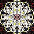 Das Weisse Kaleidoskop by Ilona Burchard