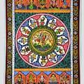 Dashavtar 8 by Bal Krishna Bariki