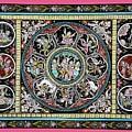 Dashavtar B/w 5 by Bal Krishna Bariki