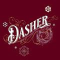 Dasher by Gina Harrison