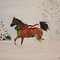 Dashing Thru The Snow by Jean Blackmer