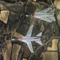 Dassault Mirage G8 by R Muirhead Art