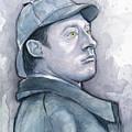 Data As Sherlock Holmes by Olga Shvartsur