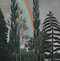 Daumesnil Lake by Henri Rousseau