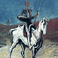 Daumier: Quixote, 19th C by Granger