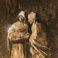 Daumier: Virgin & Child by Granger