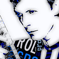 David Bowie Ground Control To Major Tom by Marvin Blaine